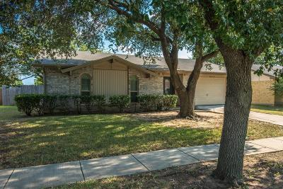 Single Family Home For Sale: 2212 Lockwood Drive