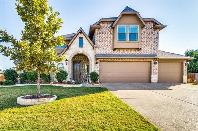 Prosper Single Family Home For Sale: 1500 Brush Creek Road
