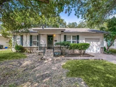 Single Family Home For Sale: 3829 Cagle Drive