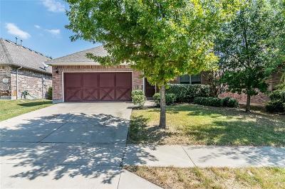 Little Elm Single Family Home For Sale: 1421 Samantha Creek Drive