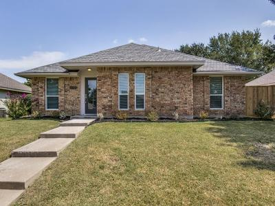Single Family Home For Sale: 3712 Wingate Drive