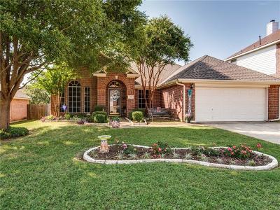 Single Family Home For Sale: 1810 Caladium Drive