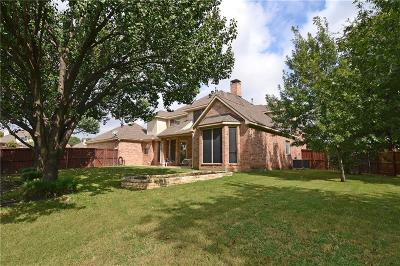 Allen Single Family Home For Sale: 501 Saginaw Court