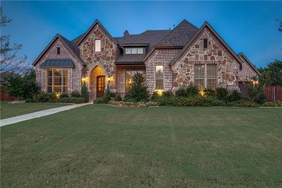 Keller Single Family Home For Sale: 1305 Briar Grove Drive
