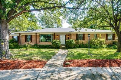 Single Family Home For Sale: 11338 Hillcrest Road