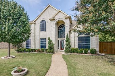 Rowlett Single Family Home For Sale: 4013 Watersedge Drive
