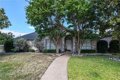 Dallas Single Family Home For Sale: 3603 Sam Rayburn Trail