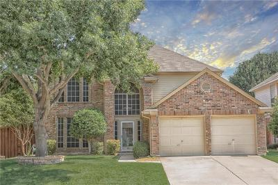 Lewisville Single Family Home For Sale: 2001 Frontier Trail