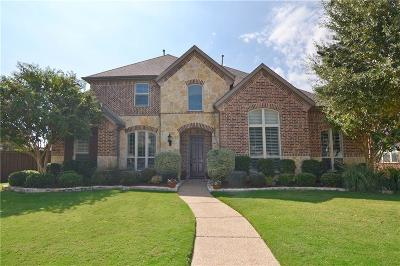 Frisco Single Family Home For Sale: 5897 Willoughby