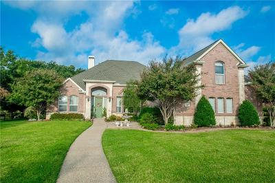 Single Family Home For Sale: 3511 Brookshire Run