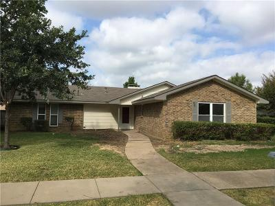 Single Family Home For Sale: 2103 Hickory Drive