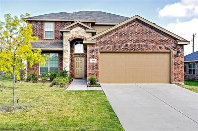 Josephine Single Family Home For Sale: 404 Fountain View Ln