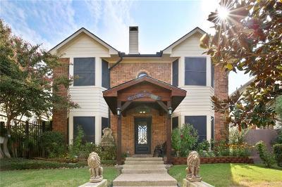 Carrollton Single Family Home For Sale: 2549 Melissa Court
