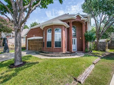 Dallas Single Family Home For Sale: 18608 Shadow Ridge Drive