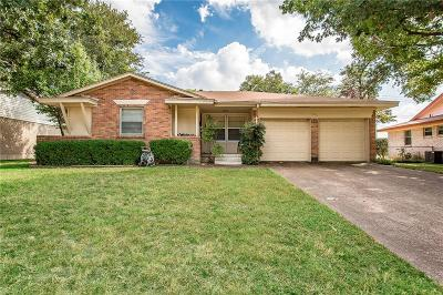 Single Family Home For Sale: 1315 Northlake Drive