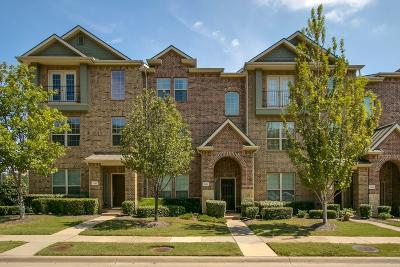 Carrollton Townhouse For Sale: 2140 McParland Court