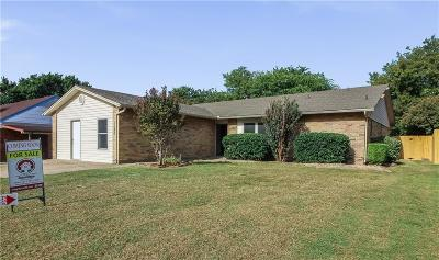 Fort Worth Single Family Home For Sale: 7025 Sunnybank Drive