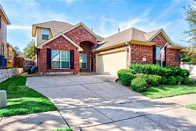 McKinney Single Family Home For Sale: 8617 Laughing Waters Trail