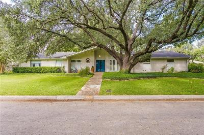 Fort Worth Single Family Home For Sale: 4300 Sarita Drive