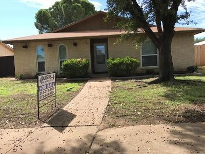 Garland Single Family Home For Sale: 2730 E Ripplewood Drive