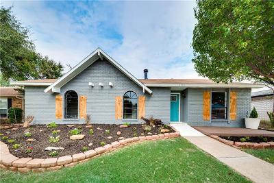 Rowlett Single Family Home Active Option Contract: 6101 Magnolia Lane