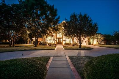 Mansfield Single Family Home For Sale: 1604 Arborcreek Trail