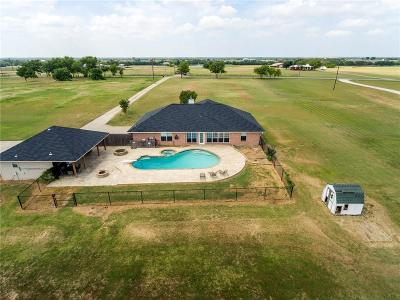 Royse City, Union Valley Single Family Home Active Option Contract: 7515 County Road 2584