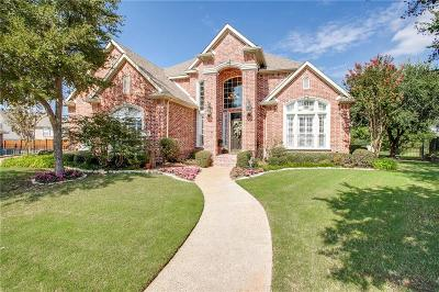 Rockwall Single Family Home For Sale: 1575 Fairlakes Court