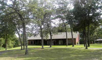 Cedar Creek Lake, Athens, Kemp Farm & Ranch For Sale: 7610 Fm 1616