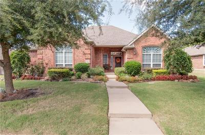 Rockwall Single Family Home For Sale: 1447 Red Wolf Drive