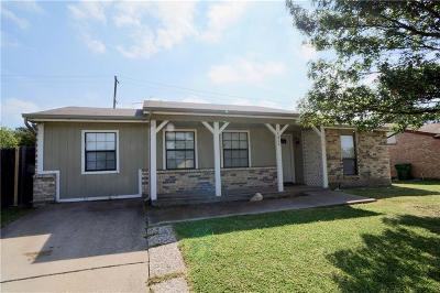 Single Family Home For Sale: 7204 Independence Drive