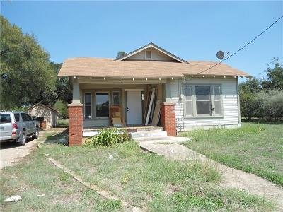 Brownwood Single Family Home For Sale: 3406 Austin Ave
