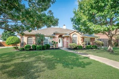 Murphy Single Family Home For Sale: 513 Lochwood Drive