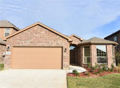 Fort Worth Single Family Home For Sale: 11428 Dorado Vista Trail