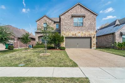 McKinney Single Family Home For Sale: 600 Wichita Trail