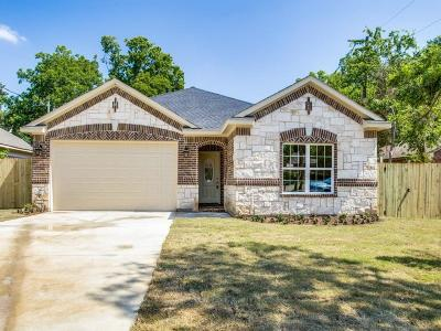 Dallas Single Family Home Active Option Contract: 1317 Nolte Drive