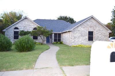 Rowlett Single Family Home For Sale: 4609 Lake Hill Drive