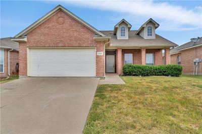 Fort Worth Single Family Home For Sale: 604 Caravan Drive