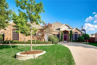 Rowlett Single Family Home For Sale: 8410 Lighthouse Drive