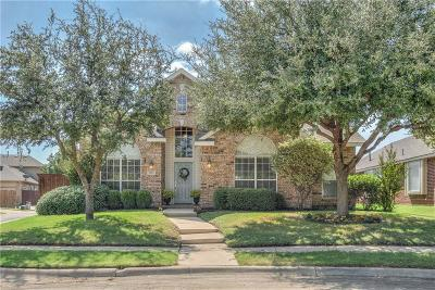 Frisco Single Family Home For Sale: 1483 Forest Oaks Court