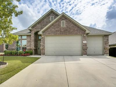 Fort Worth Single Family Home For Sale: 7301 Lake Rock Drive