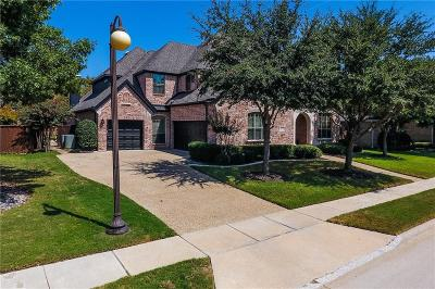 Flower Mound Single Family Home For Sale: 4920 Rangewood Drive