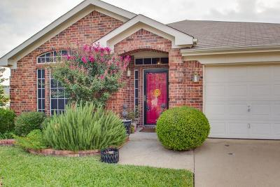 Dallas, Fort Worth Single Family Home For Sale: 7417 Rock Garden Trail