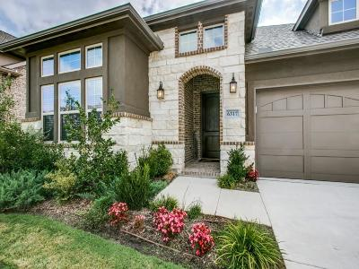 Flower Mound Single Family Home For Sale: 6317 Crossvine Trail
