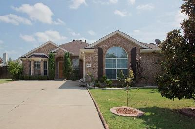 Sachse Single Family Home For Sale: 4505 Peach Tree Lane