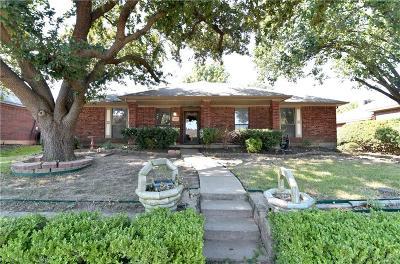 Rowlett Single Family Home For Sale: 3421 Jasmine Lane
