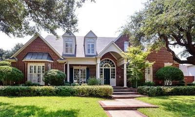 Plano Single Family Home For Sale: 5012 Charles Place