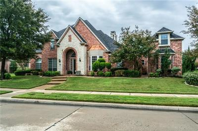 Frisco Single Family Home For Sale: 6073 Dripping Springs Drive