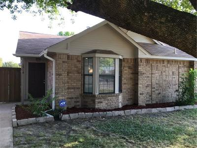 Mesquite Single Family Home For Sale: 1514 Windmill Lane