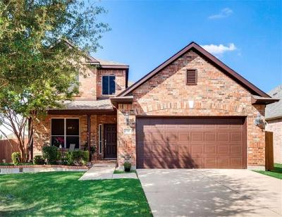 Frisco Single Family Home For Sale: 2718 Sparks Drive